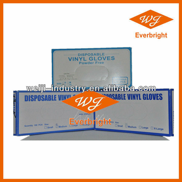Nitrile Hand Gloves Best Quality Manufacture In JiangSu Industry Household Hospital Examnation AQL 1.5