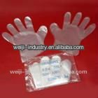 Disposable PE Gloves Hot Selling in 2013